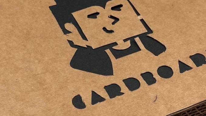 Cardboard Cafe