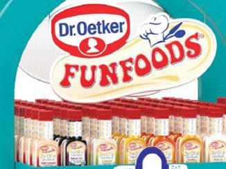 FunFoods Display
