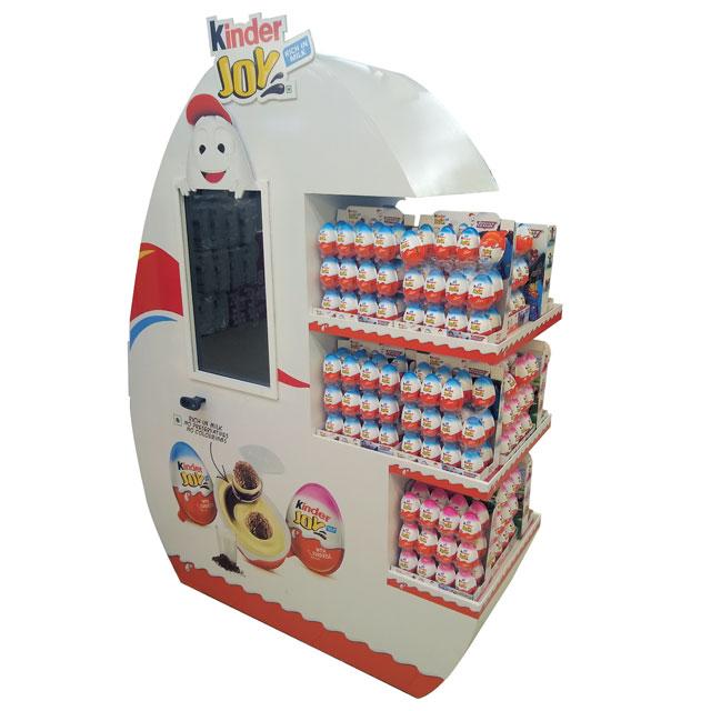 Kinder Joy Interactive Display