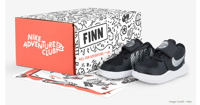 Nike Launches Sneaker Service for Children