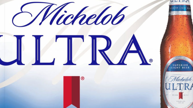 Michelob Ultra Display