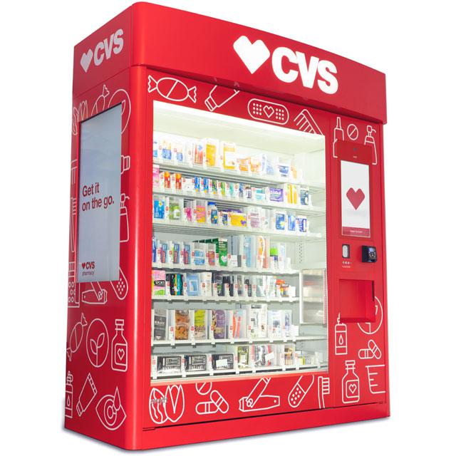 Swyft CVS Kiosk