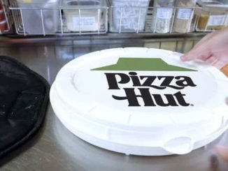 Pizza Hut Round Box