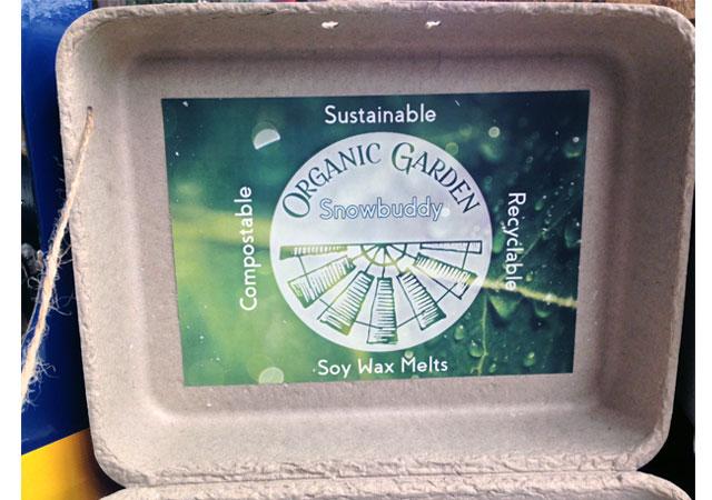 Organic Garden Displays
