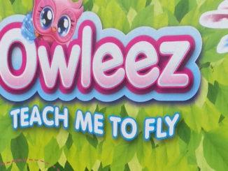 Owleez Floor Display