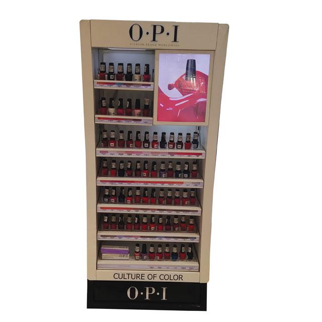 O.P.I. Culture of Color Floor Display