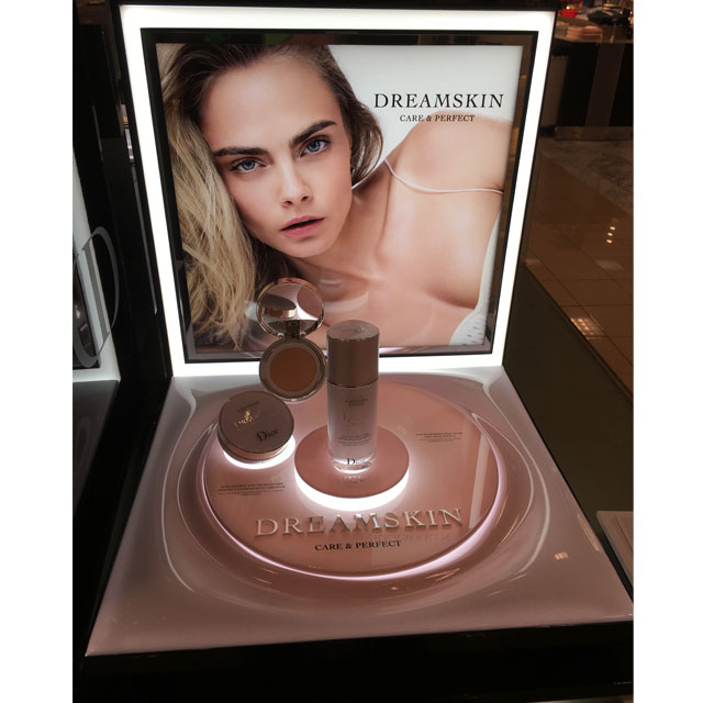 Dior Dreamskin Display