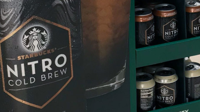 Starbucks Nitro Cold Brew