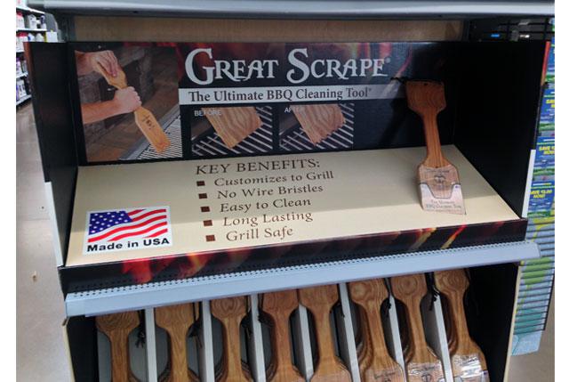 Great Scrape