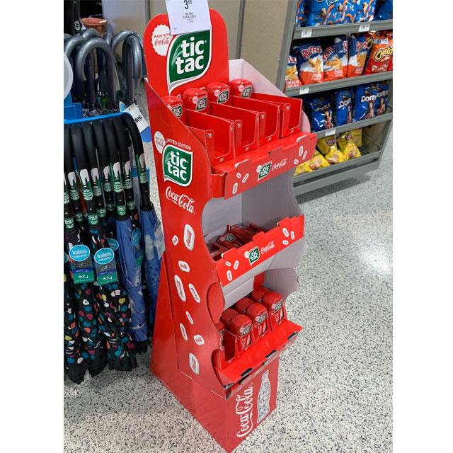 Limited Edition Coca-Cola Tic Tac
