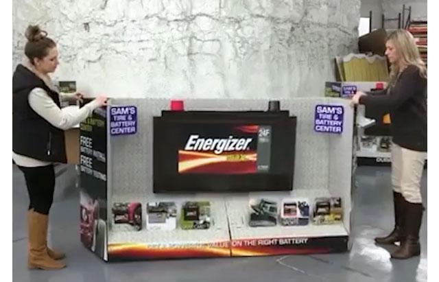 Energizer Display