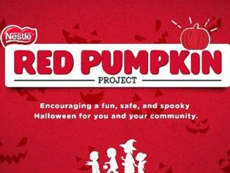 Nestle Red Pumpkin