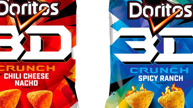 Doritos 3D Crunch