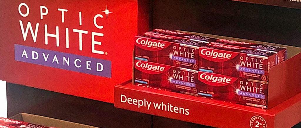 Colgate Sustainable Packaging