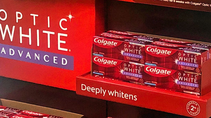 Colgate Sustainable Packaging
