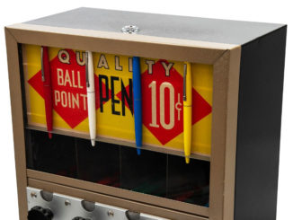 Vintage Point of Purchase Displays