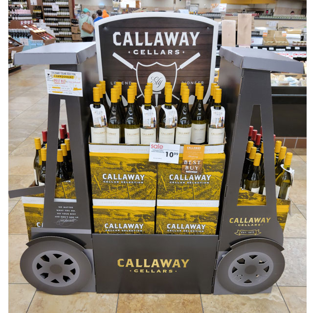 Callaway wine